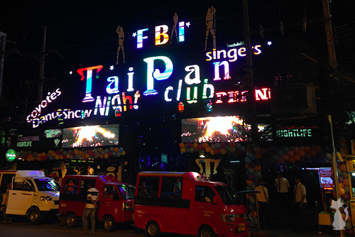 Night Club in Patong