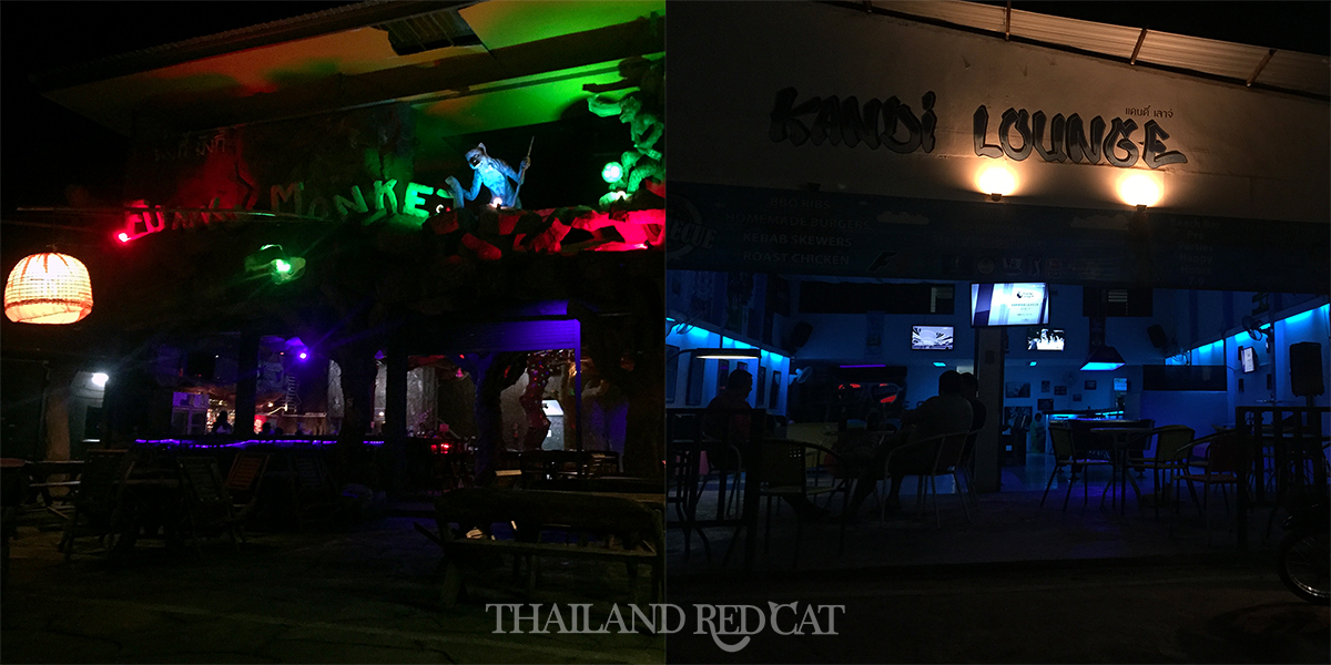 Night Clubs on Koh Lanta