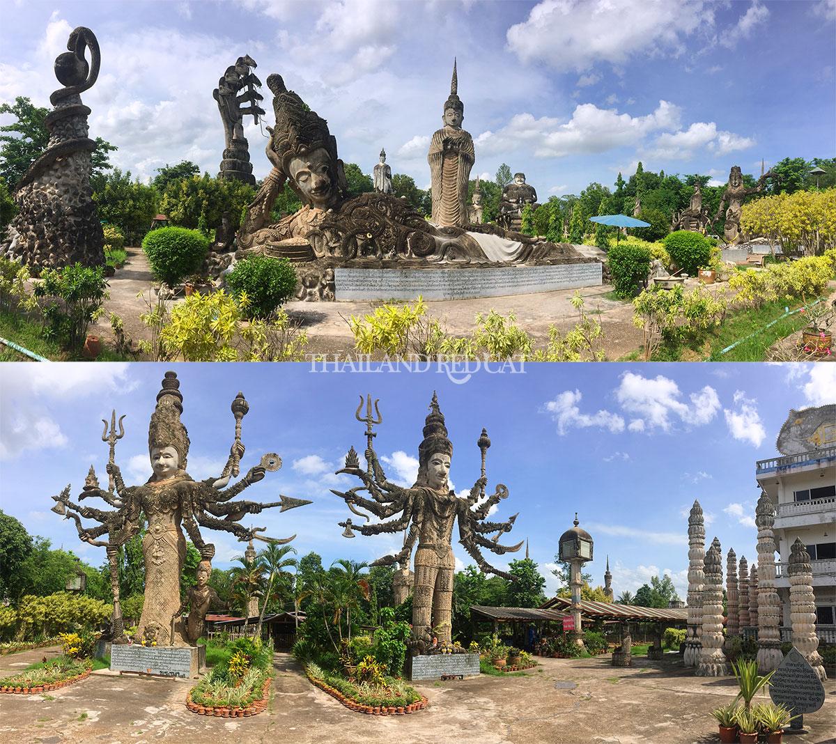 Nong Khai Temple