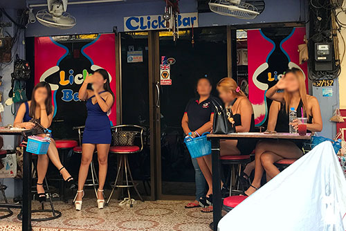 Pattaya BJ Bar