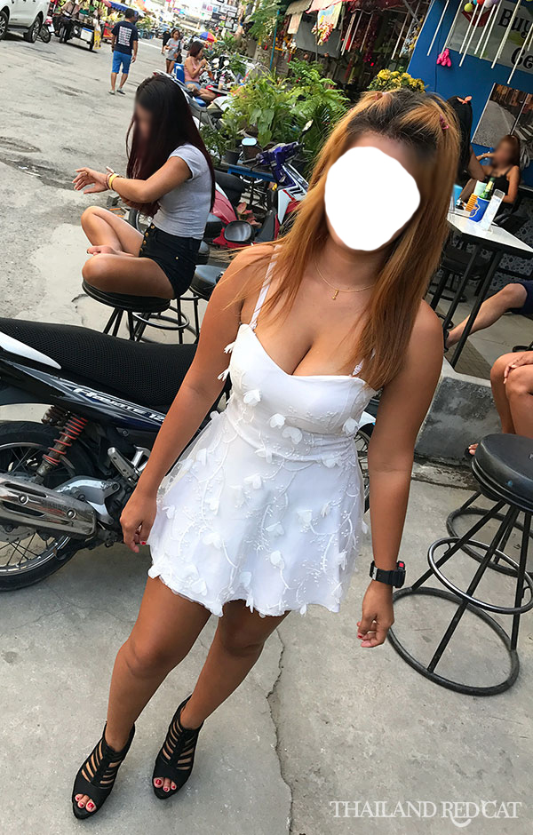 Pattaya Bar Girl