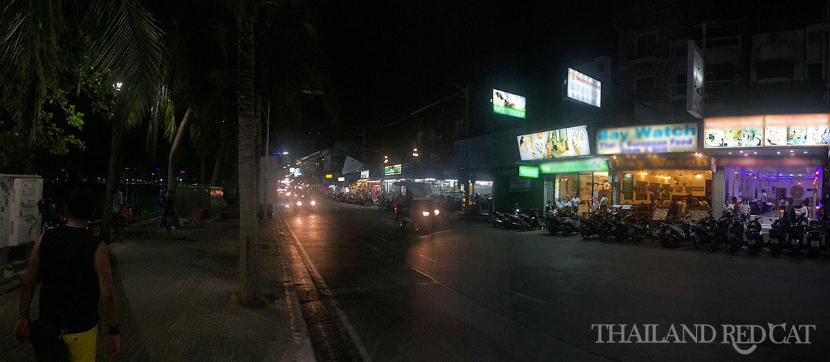 Pattaya Beach Road Massage Salons