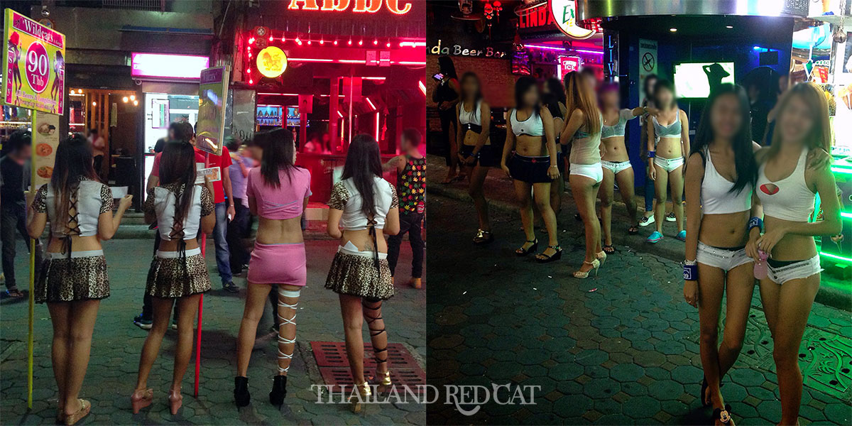 Pattaya Meisjes