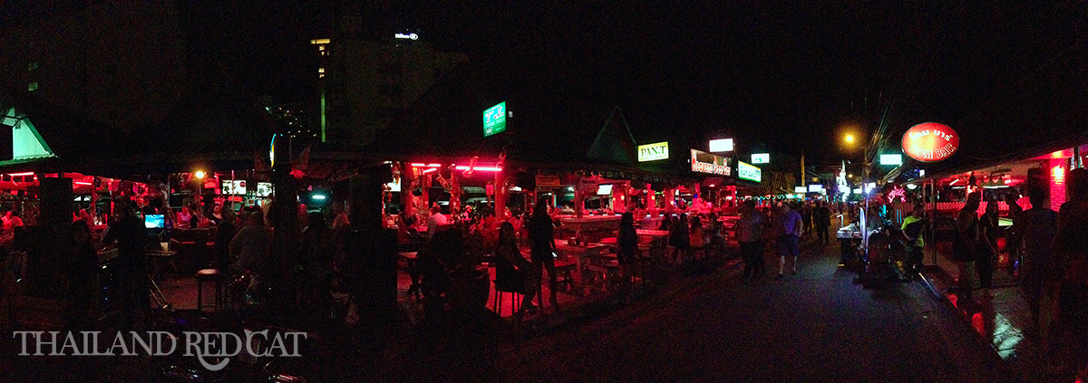 Bier Bars in Pattaya