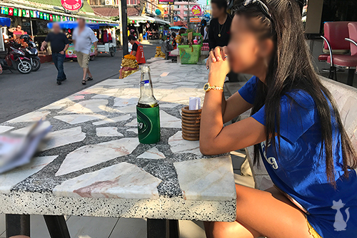 Pattaya Girly Bars