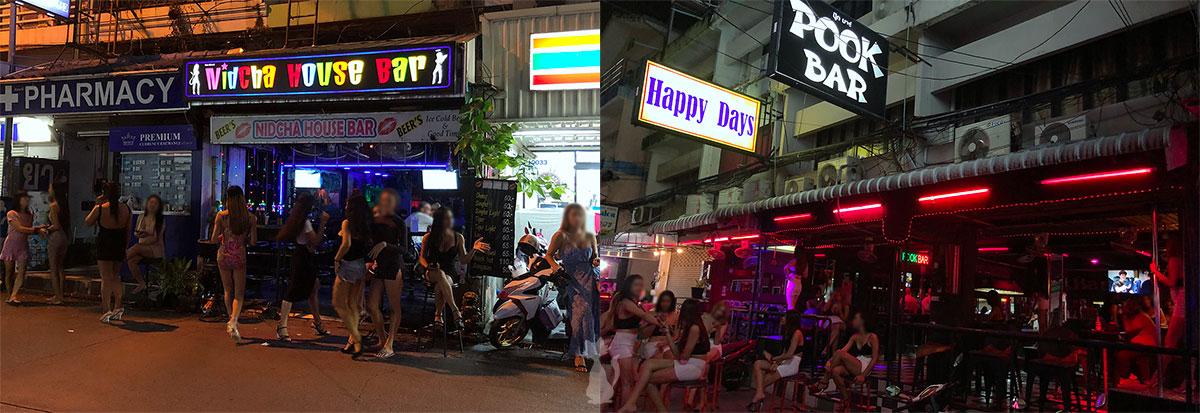 Pattaya Ladyboy Bars