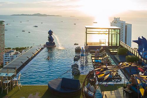 Pattaya Ladyboy Hotel