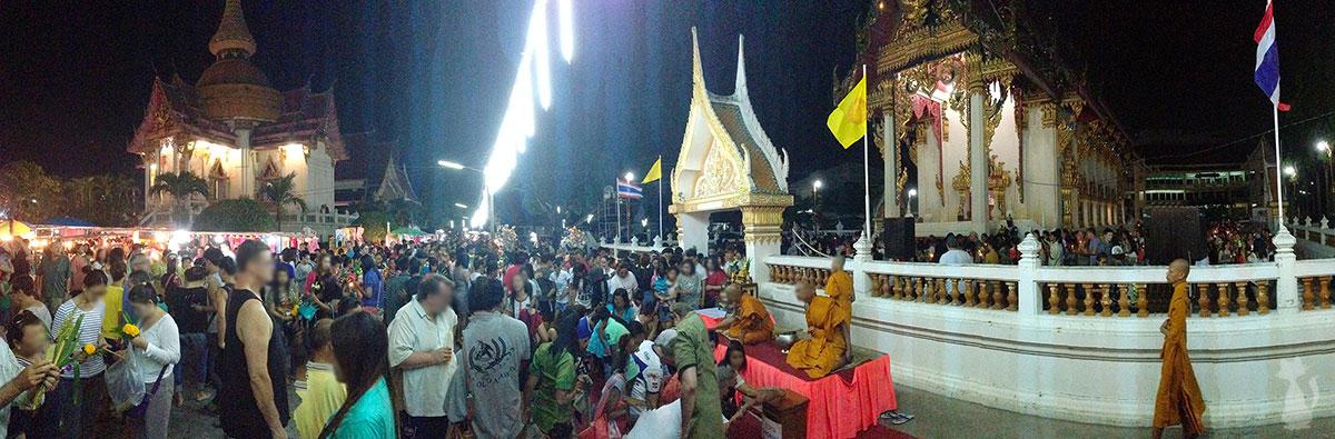 Pattaya Makha Bucha Day