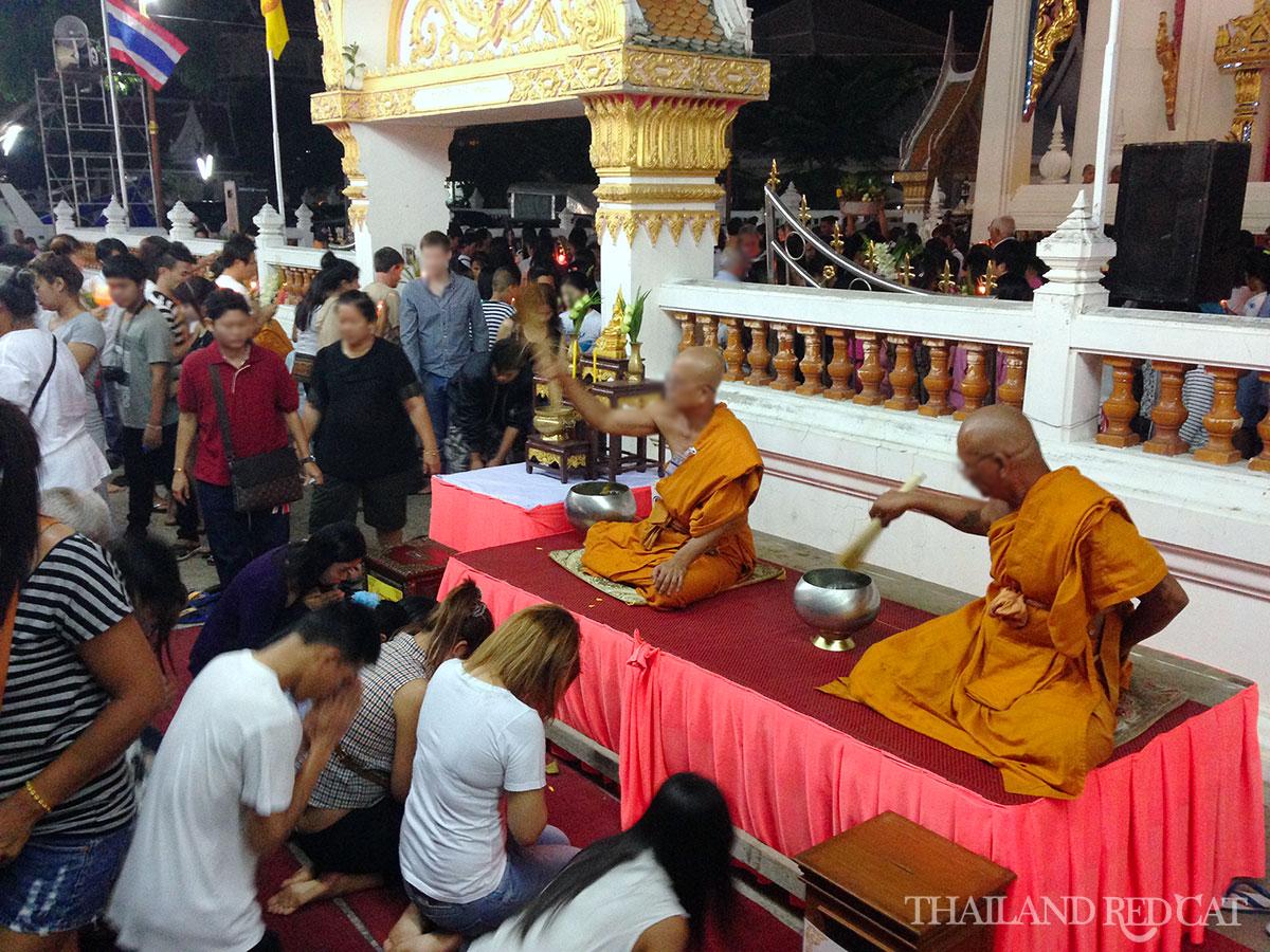 Pattaya Makha Bucha Day 2