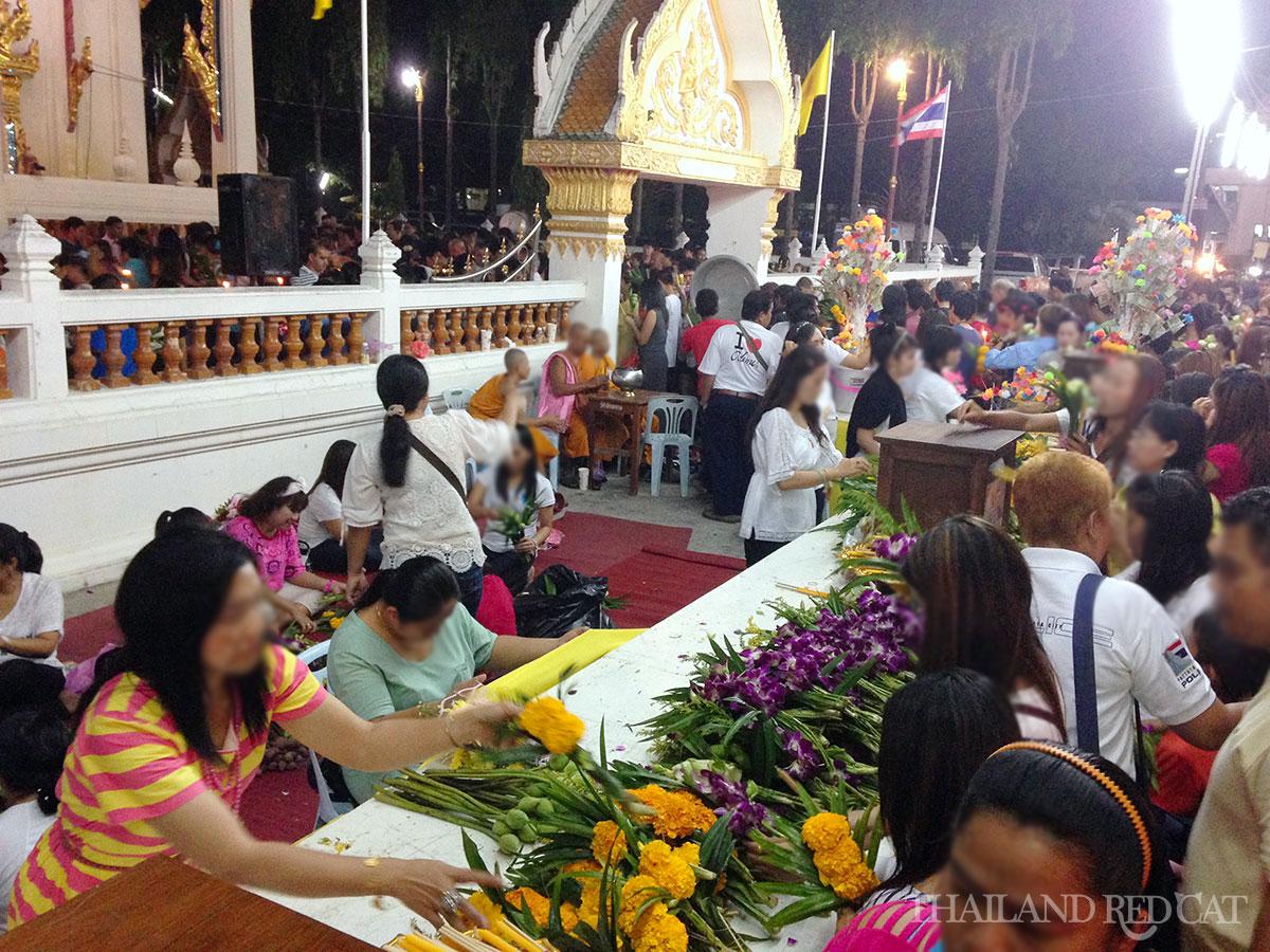 Pattaya Makha Bucha Day 3