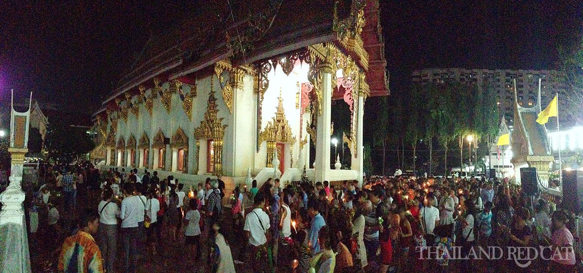 Pattaya Makha Bucha Day 4