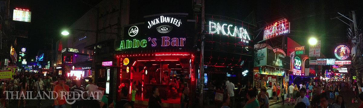 Nachtleven in Pattaya