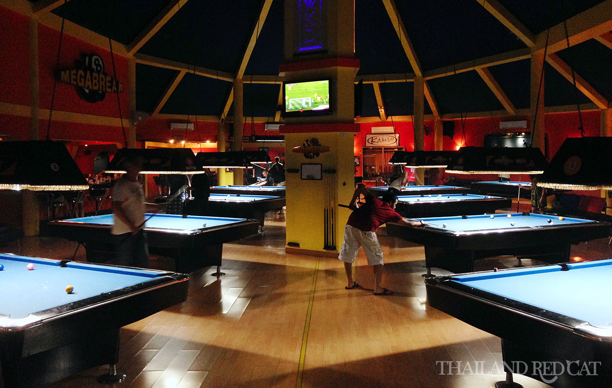 Pattaya Pool Bar