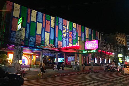 Rasputin Thailand Pattaya