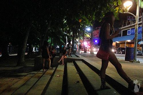 Freelance Meisje in Pattaya