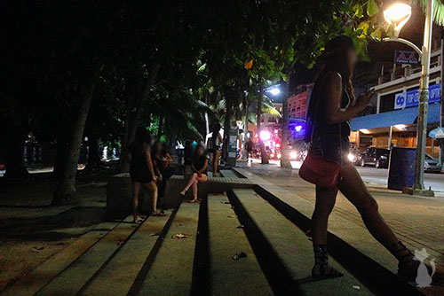 Pattaya Street Hookers