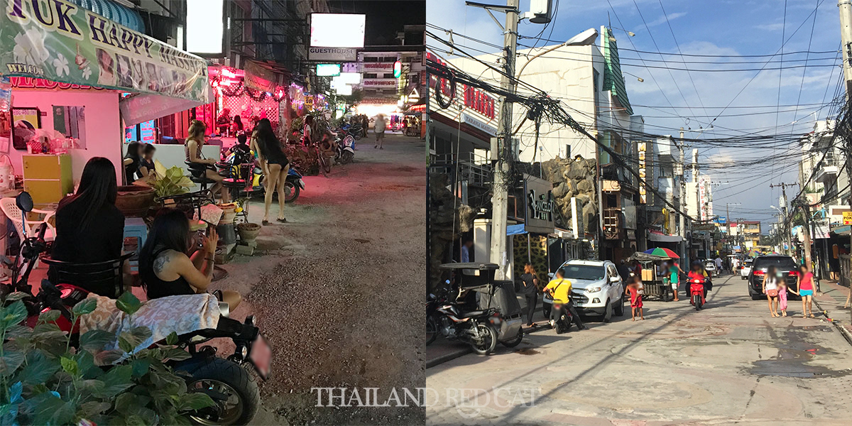 Pattaya vs Angeles Massage