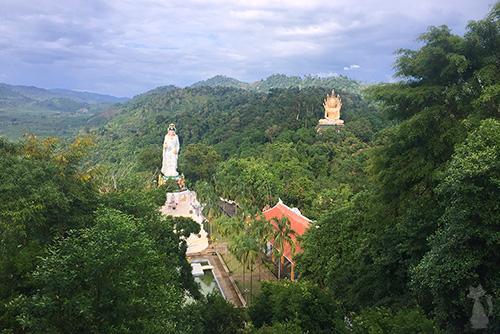 Phang Nga Temple