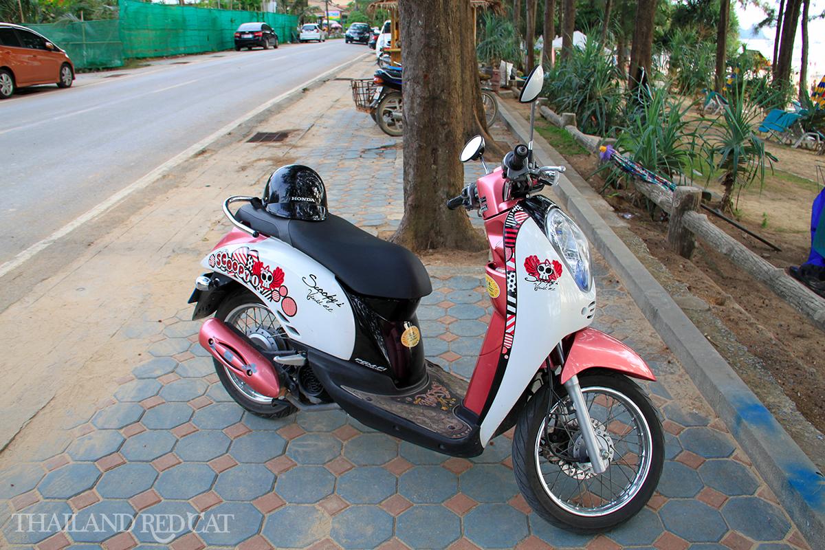 Phuket Motorbike