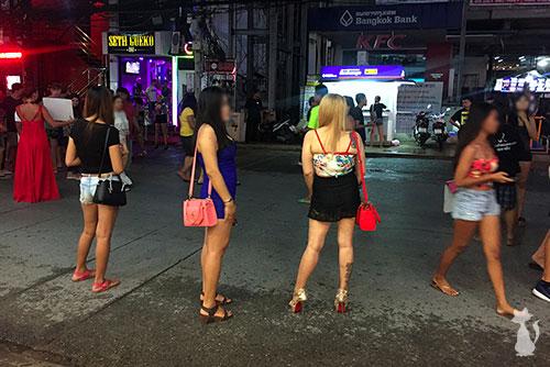 Phuket Street Hookers