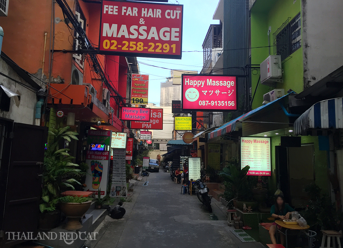 Prostate Testicle and Tantra Massage in Bangkok