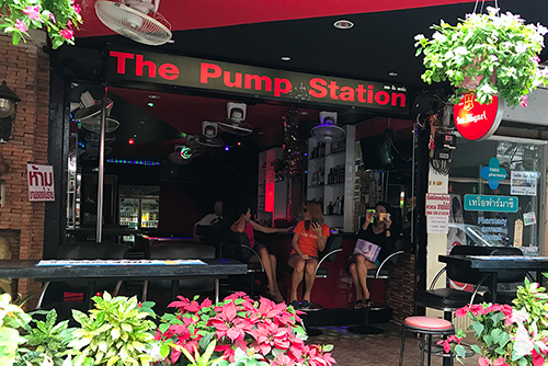 Pump Station Pattaya