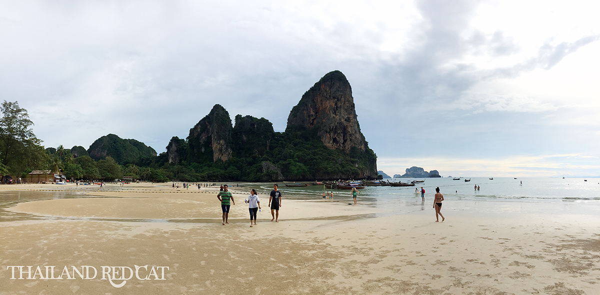 Railay Beach Krabi