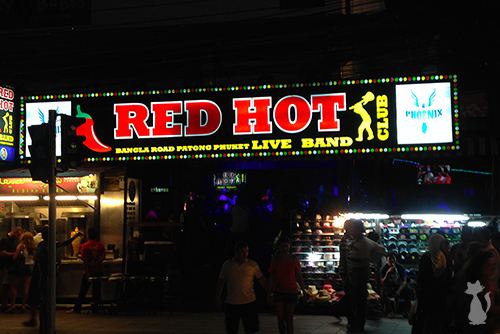 Patong Red Hot Club