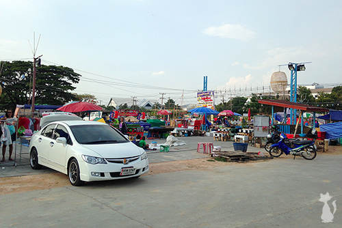Roi Et Night Market