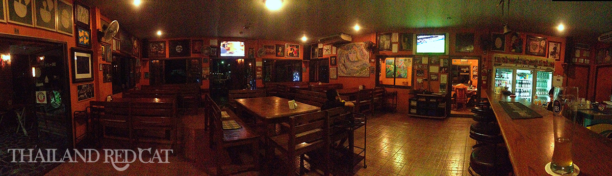 Farang Bars And Restaurants In Roi Et