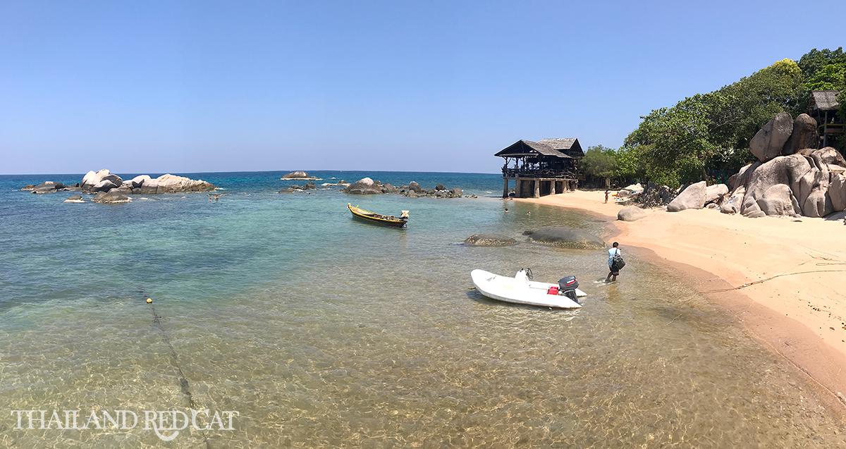 Sai Nuan Beach Koh Tao