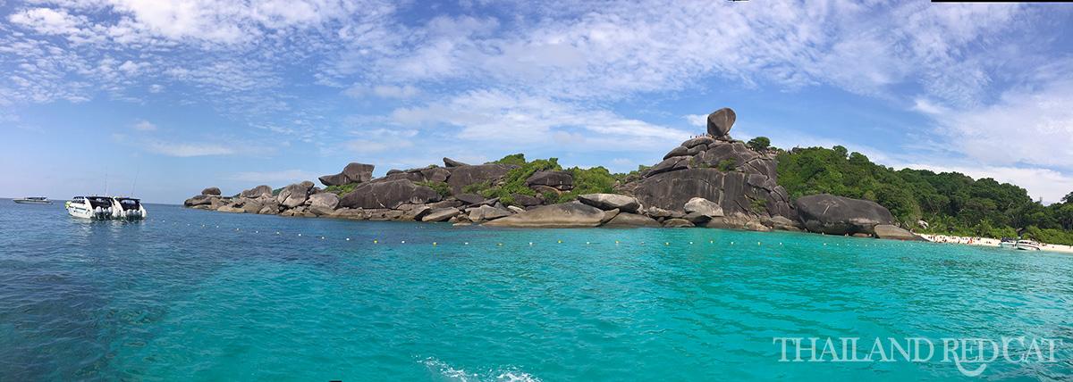 Similan Island Boat Trip