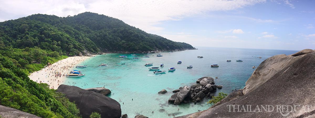 Similan Island View Point
