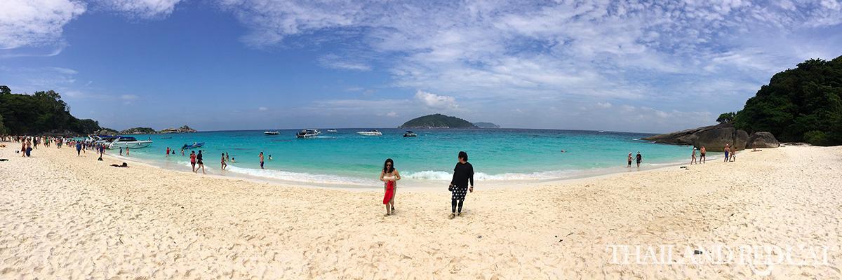 Similan Islands Panorama