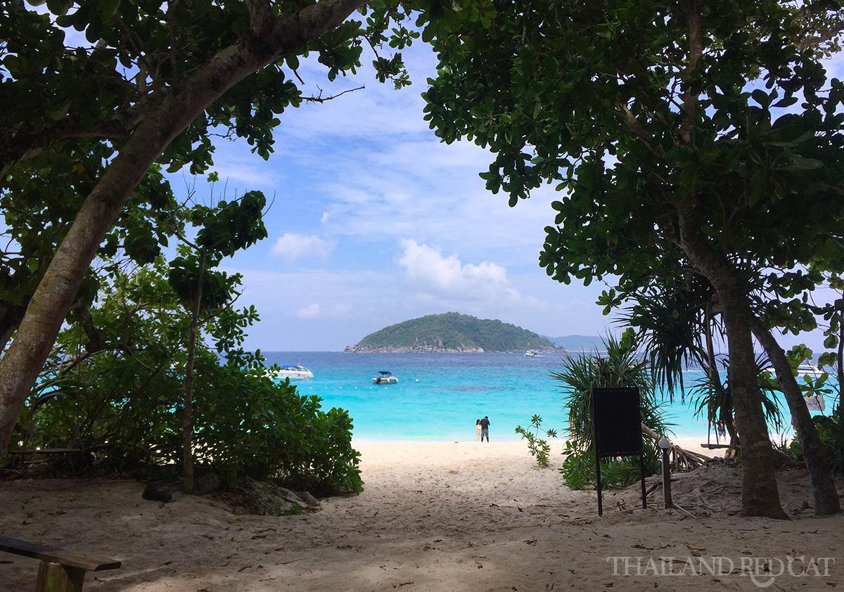 Similan Islands Trip