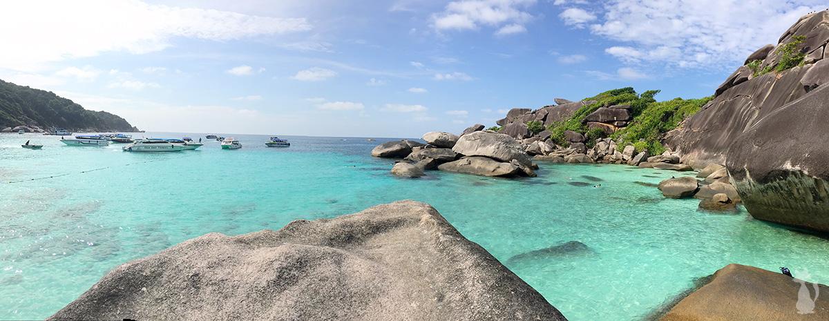 Similar Island Paradise
