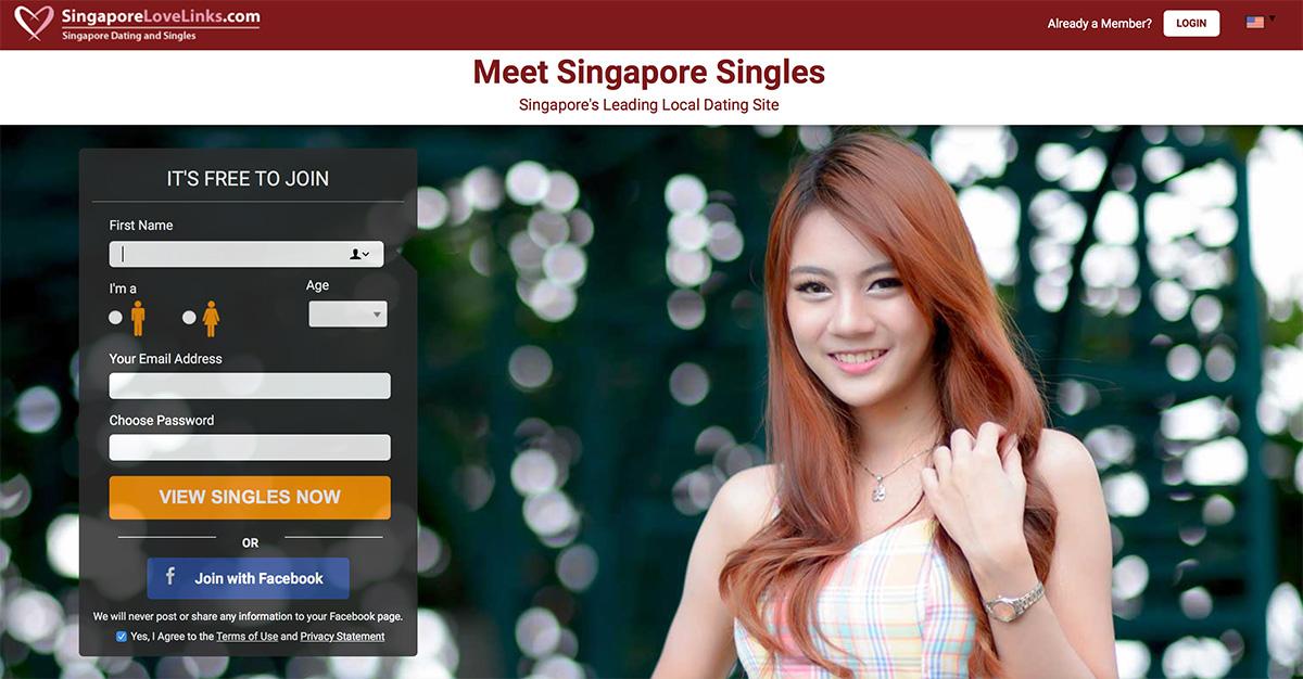 Singapore Dating Site