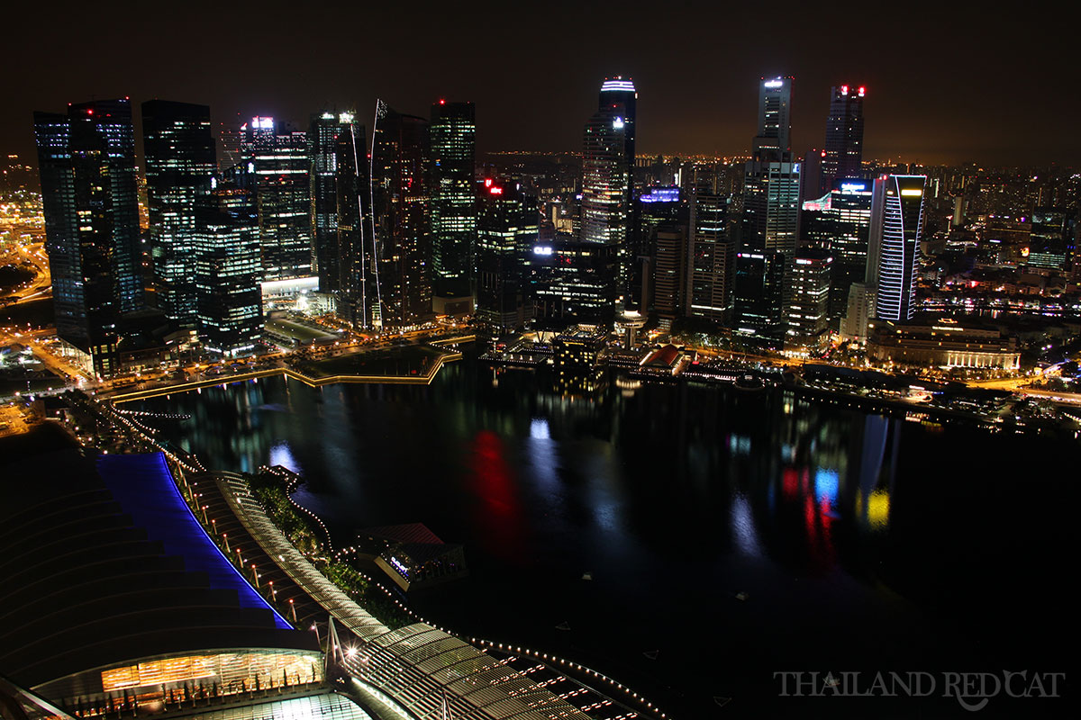 Singapore Night View