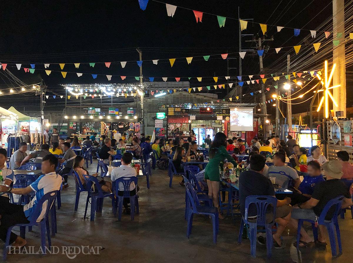 Sisaket Night Market