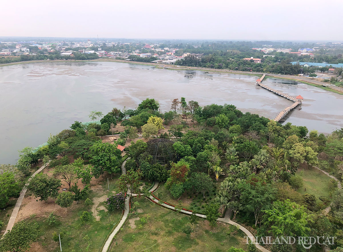 Sisaket View Point