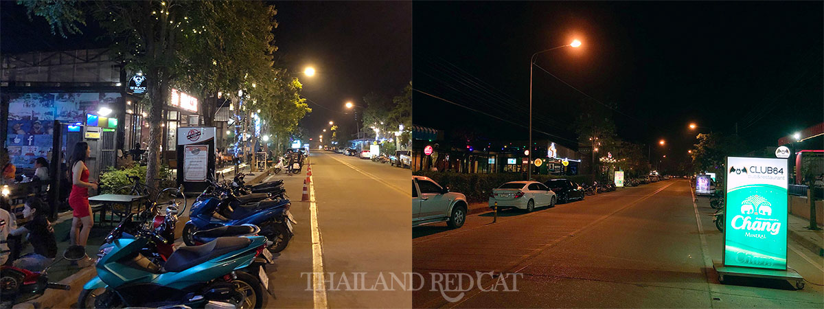 Sukhothai Nightlife