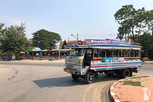 Sukhothai Songthaew