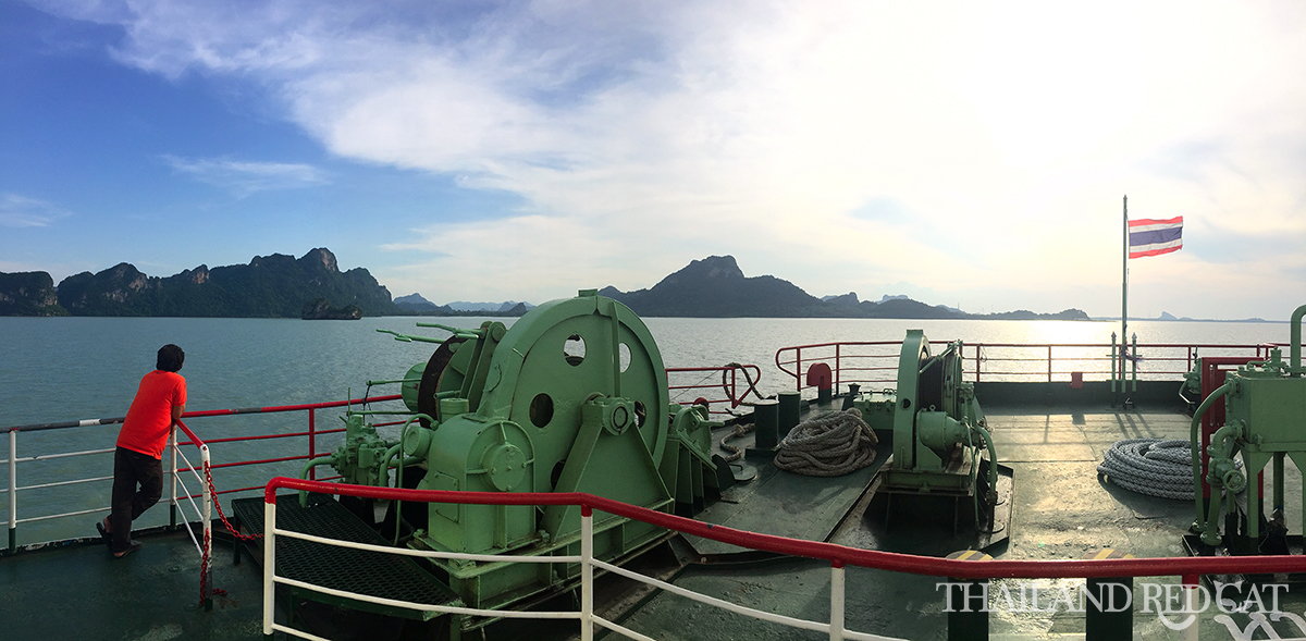 Surat Thani to Koh Samui Ferry