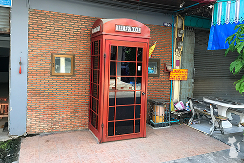 Telephone Bar Pattaya