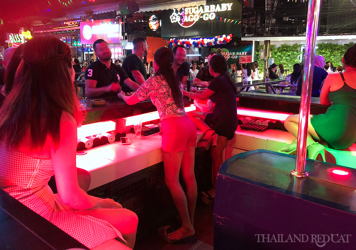 Thai Bar Girls Conversation