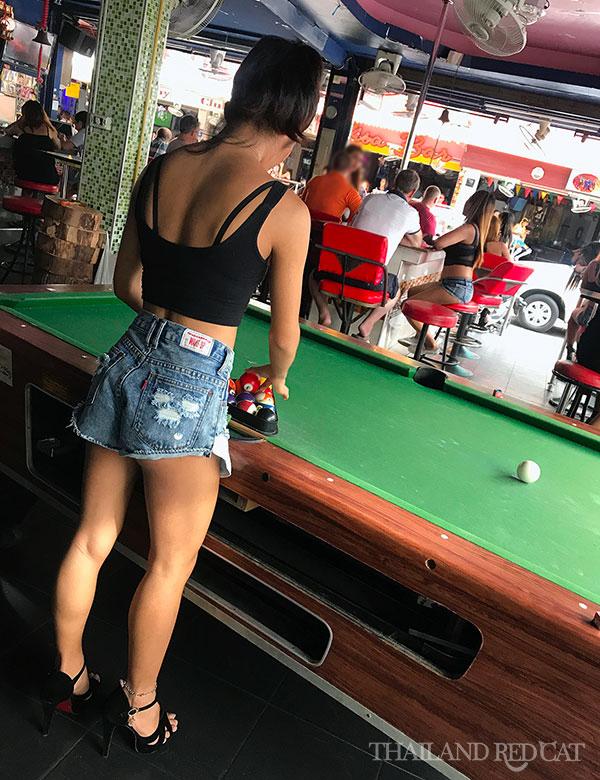 Thai Ladyboy in Bar