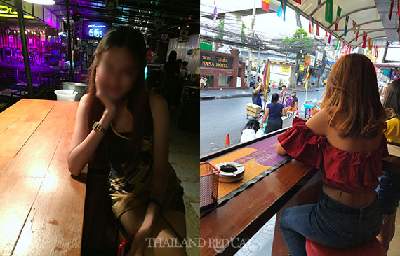 Thailand Beer Girls