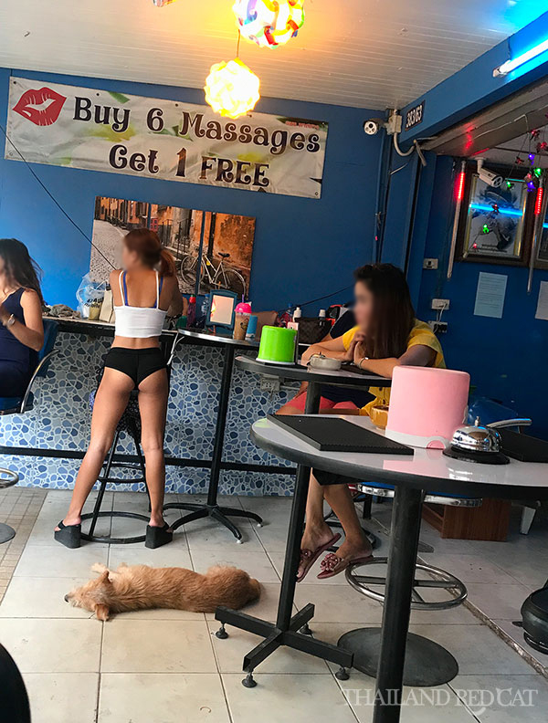 Thailand Happy Ending Massage