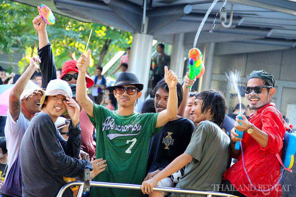 Thailand Songkran
