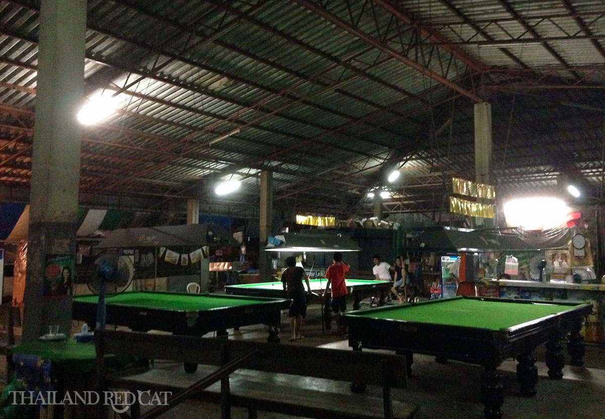 Trat Snooker Bar